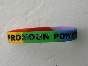 Pronoun-power